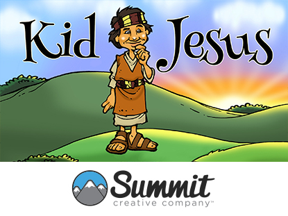 KID JESUS: PRESCHOOL SERIES