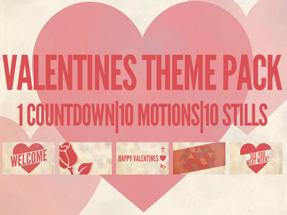 VALENTINE'S THEME PACK
