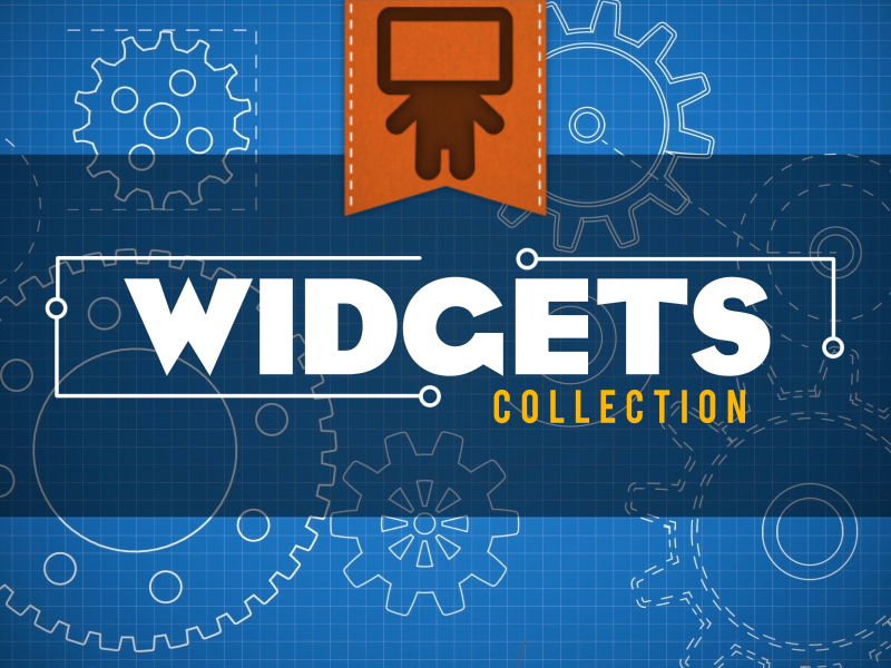 WIDGETS COLLECTION