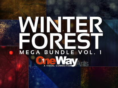 WINTER FOREST MEGA BUNDLE