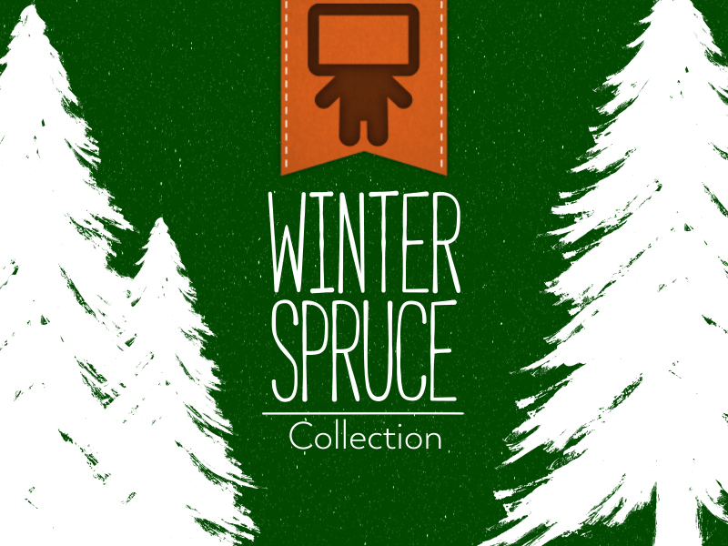 WINTER SPRUCE COLLECTION