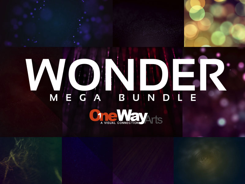 WONDER MEGA BUNDLE