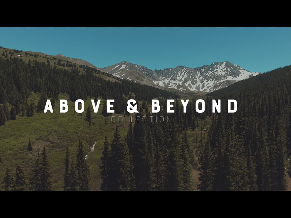 ABOVE BEYOND COLLECTION