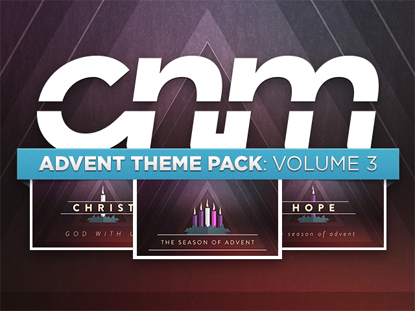 ADVENT THEME PACK: VOLUME 3
