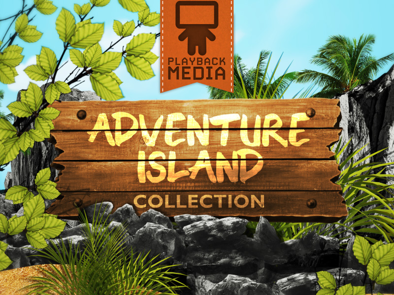 ADVENTURE ISLAND COLLECTION