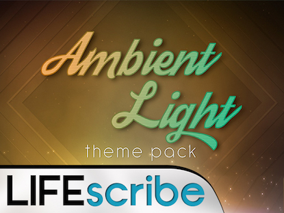 AMBIENT LIGHT THEME PACK