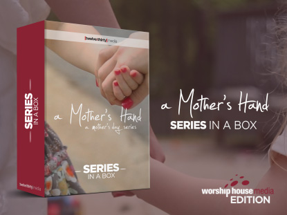 A MOTHER'S HAND: SERIES IN A BOX