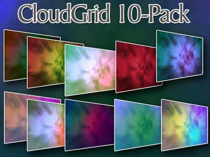 CLOUD GRID 10-PACK