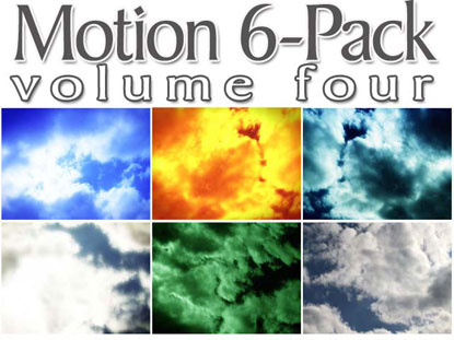 CLOUD LOOPS 6-PACK