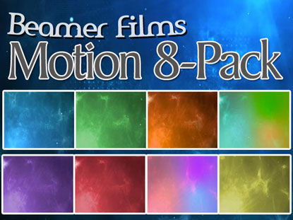 CLOUDY NIGHT MOTION 8-PACK