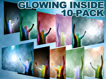 GLOWING INSIDE - 10 PACK