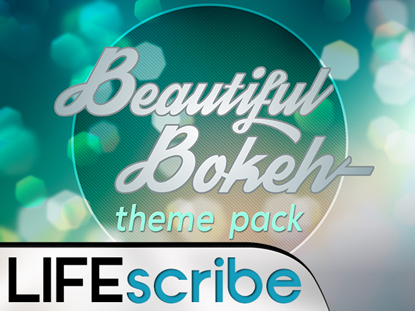 BEAUTIFUL BOKEH THEME PACK