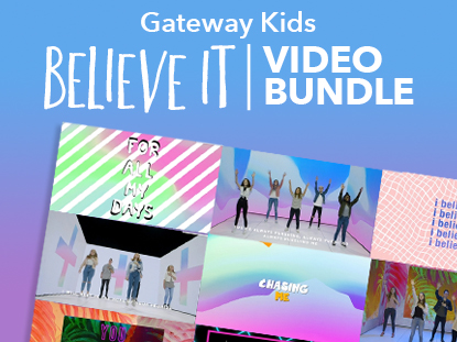 Move Dance | Gateway Kids Worship | Song Tracks