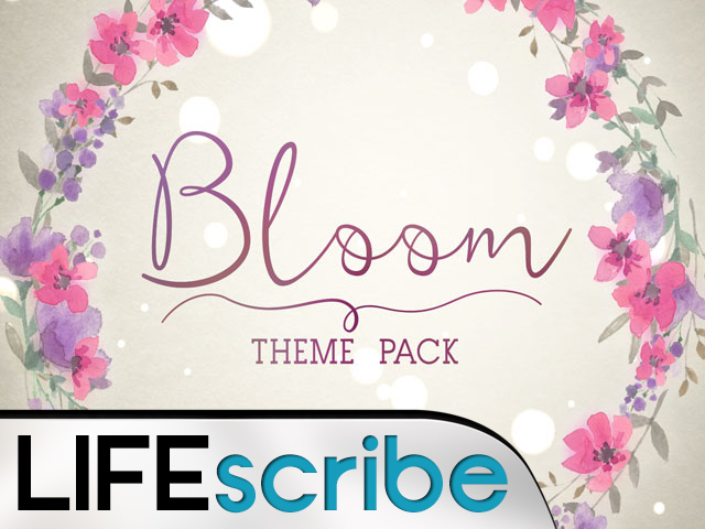 BLOOM THEME PACK