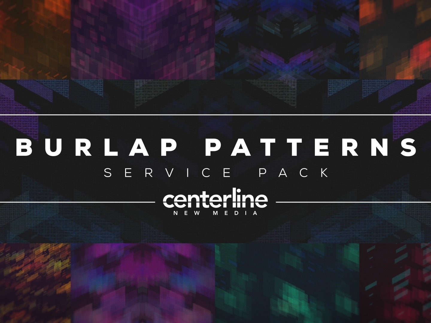 BURLAP PATTERNS SERVICE PACK