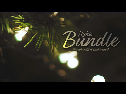 CHRISTMAS LIGHTS BUNDLE