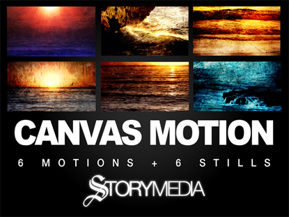 CANVAS MOTION PACK
