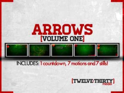 ARROWS: VOLUME ONE