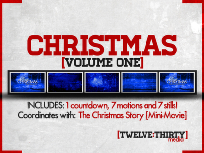 CHRISTMAS: VOLUME ONE