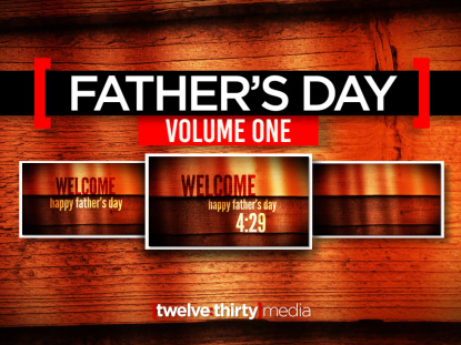 FATHER'S DAY: VOLUME ONE