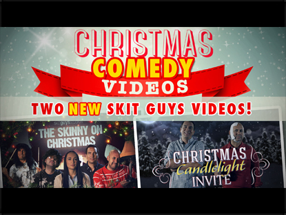 CHRISTMAS COMEDY PACK