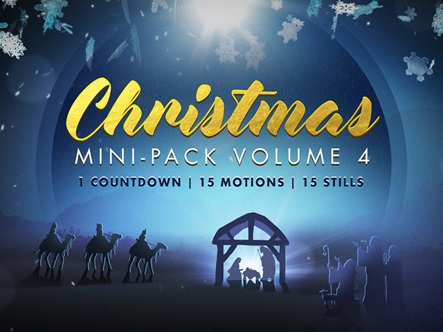 CHRISTMAS MINI-PACK VOL. 4