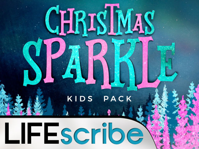 CHRISTMAS SPARKLE KIDS THEME PACK