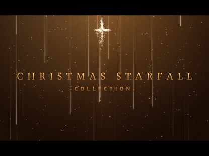 CHRISTMAS STARFALL COLLECTION