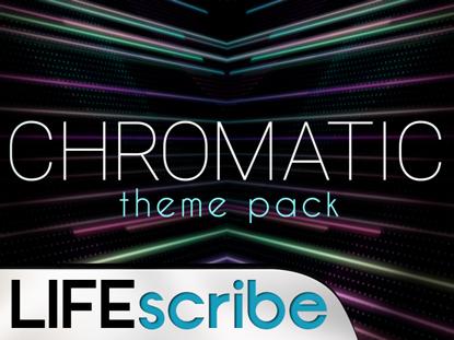 CHROMATIC THEME PACK