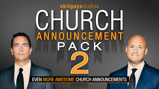 CHURCH ANNOUNCEMENT PACK 2
