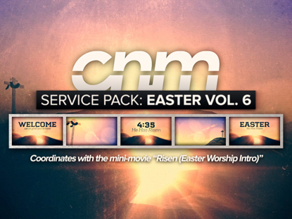 SERVICE PACK: EASTER VOLUME 6