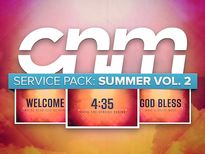 SERVICE PACK: SUMMER VOL. 2