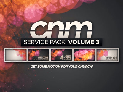 SERVICE PACK: VOLUME 3