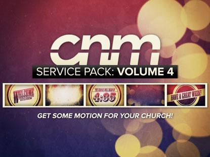SERVICE PACK: VOLUME 4