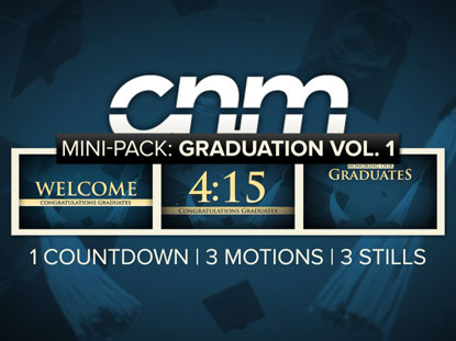 MINI-PACK: GRADUATION VOL. 1