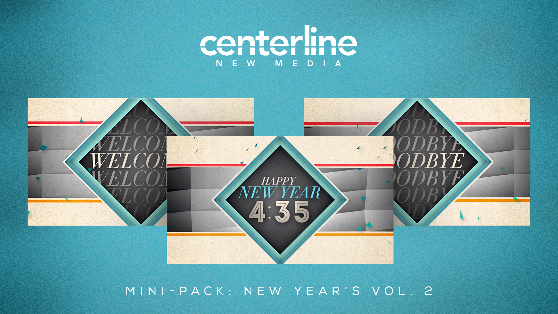 MINI-PACK: NEW YEAR'S VOL. 2