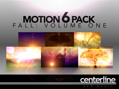 MOTION 6-PACK: FALL VOLUME 1