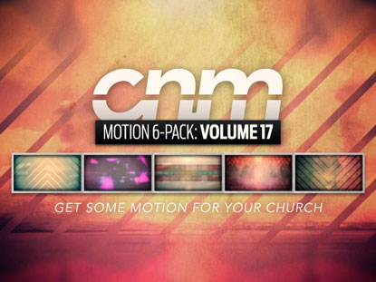 MOTION 6-PACK: VOLUME 17
