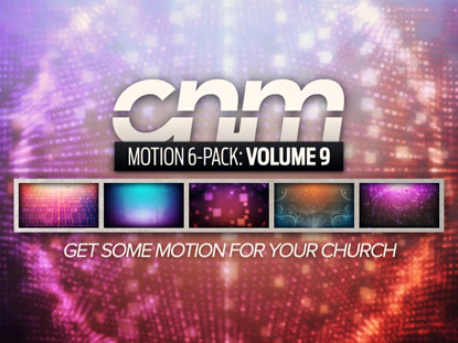MOTION 6-PACK VOLUME 9
