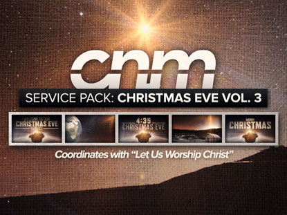 SERVICE PACK: CHRISTMAS EVE VOL. 3