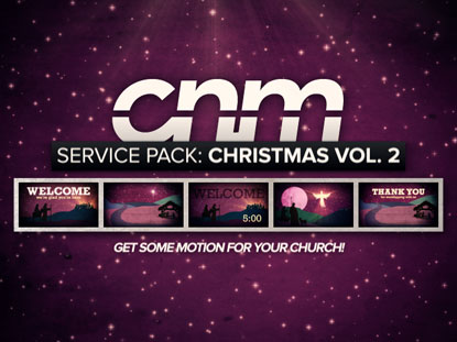SERVICE PACK: CHRISTMAS VOLUME 2