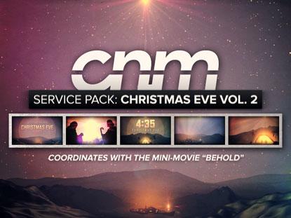 SERVICE PACK: CHRISTMAS EVE VOLUME 2