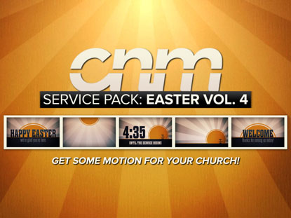 SERVICE PACK: EASTER VOLUME 4