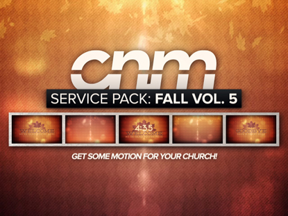 SERVICE PACK: FALL VOLUME 5