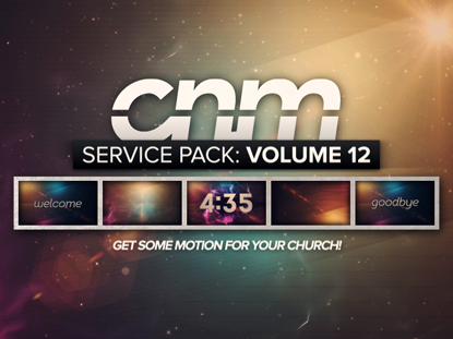 SERVICE PACK: VOLUME 12