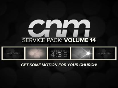 SERVICE PACK: VOLUME 14