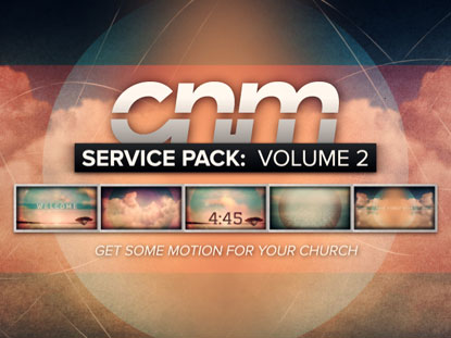 SERVICE PACK: VOLUME 2