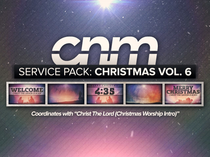 SERVICE PACK: CHRISTMAS VOL. 6
