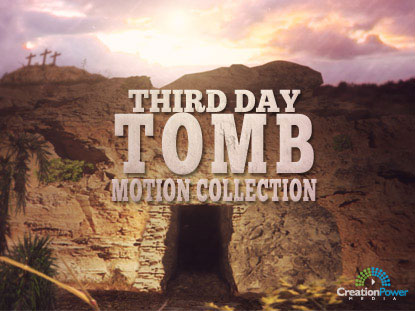 THIRD DAY TOMB MOTION COLLECTION