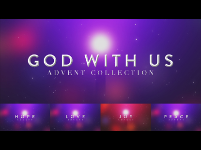 GOD WITH US (ADVENT COLLECTION)